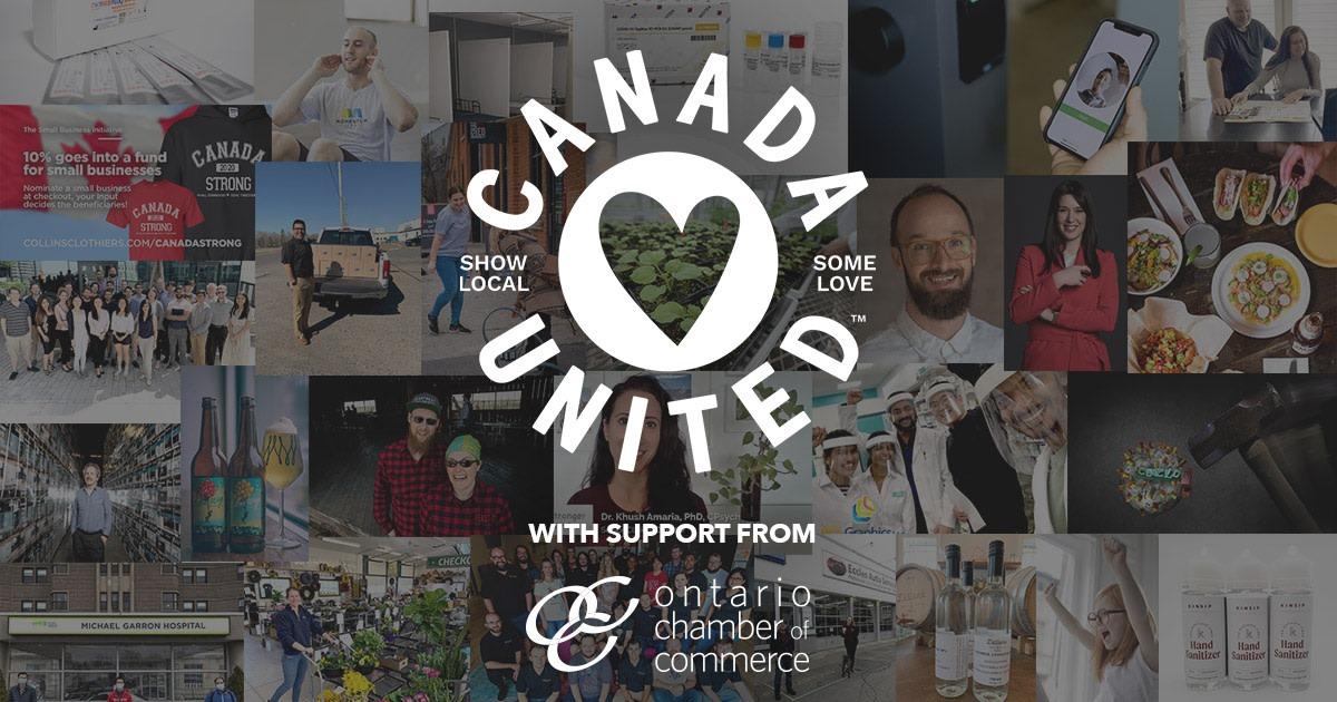 Canada United Small Business Grant