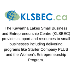kawartha lakes small business and entrepreneurship centre