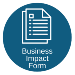 Business impact form