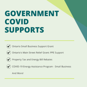 government covid supports