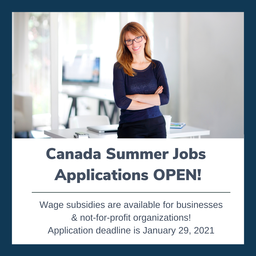 Canada Summer Jobs Program