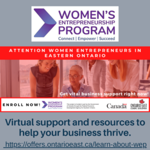business supports for femail entrepreneurs