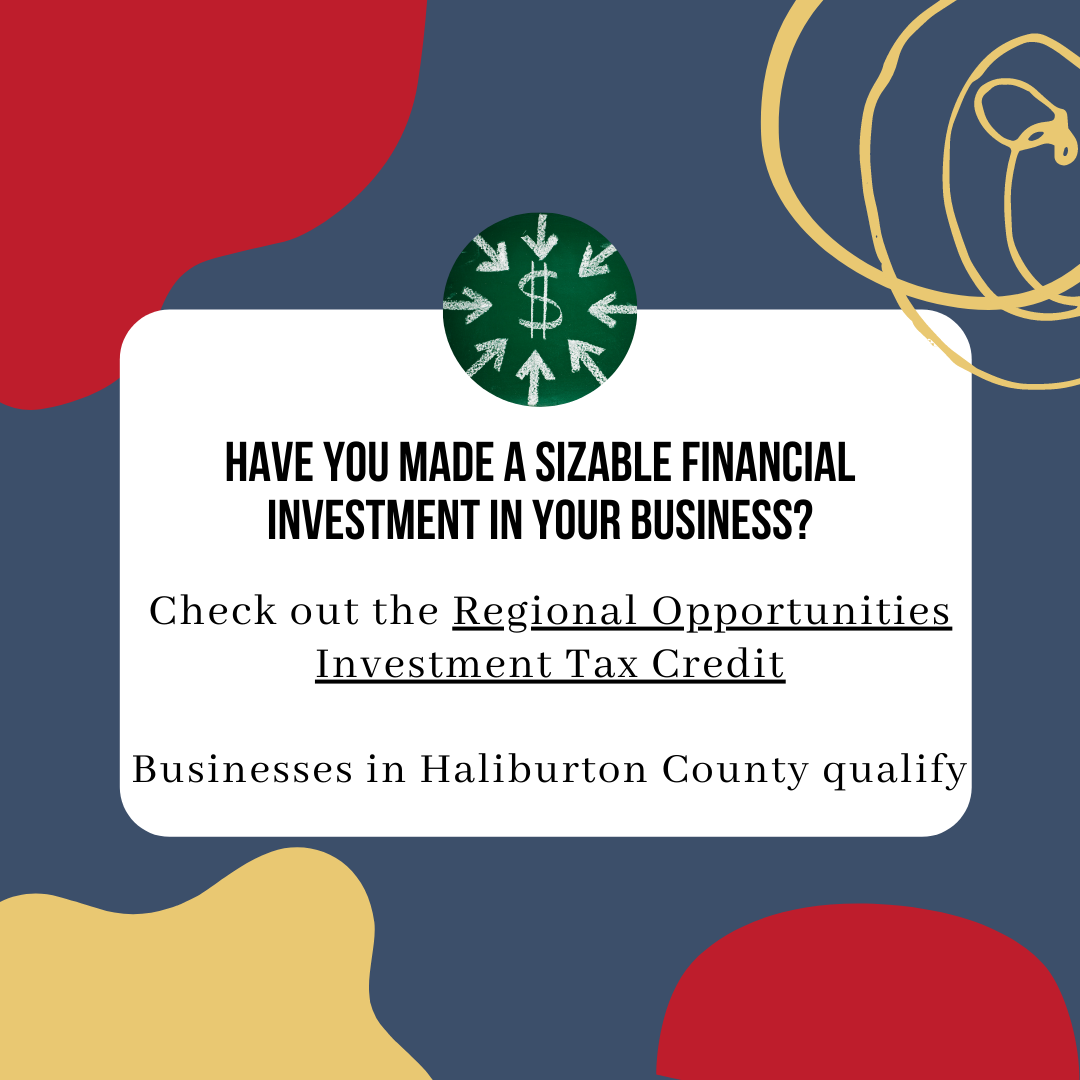 Investment Tax Credit